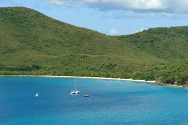 Francis Bay Beach St. John USVI