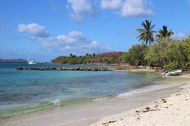 Vessup Beach St. Thomas USVI