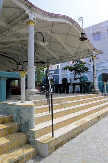 Market Square, St. Thomas, USVI